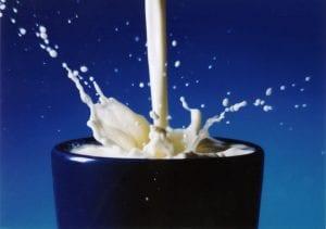 milk allergy