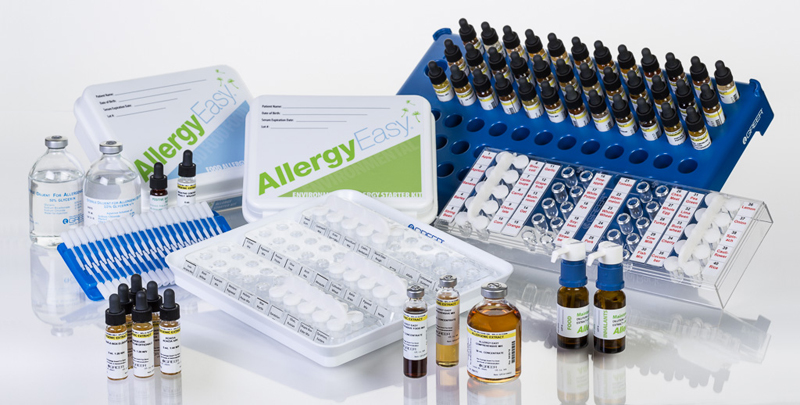 Benefits of In-office Allergy Testing
