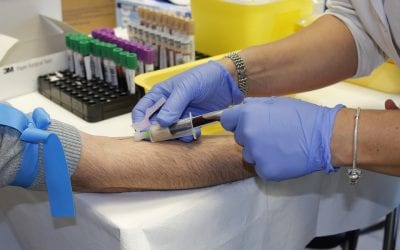 Even Needle-phobes Can Give Blood