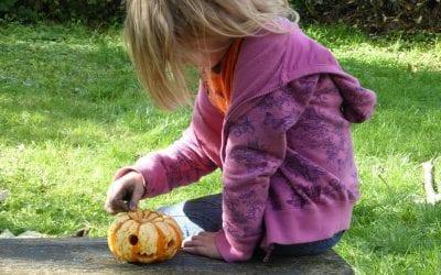 Helping Kids with Food Allergies Navigate Halloween
