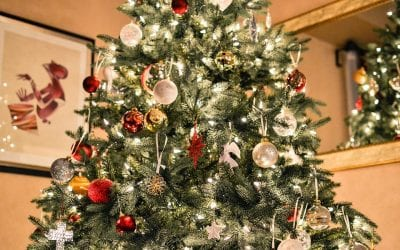 Is Your Christmas Tree Stirring up Your Allergies?