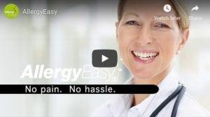 allergy treatment video